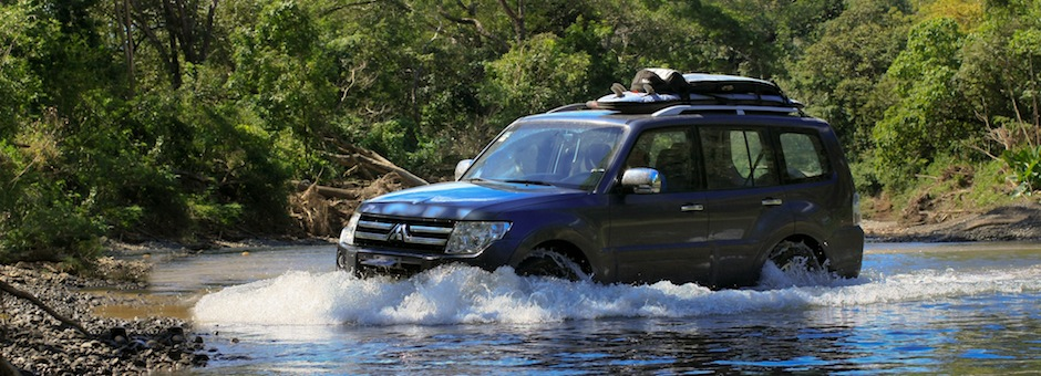 Surf Guiding trips often include trips through the rivers